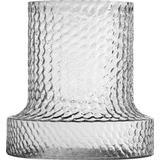Vaser Skrufs Glasbruk Kolonn 30cm Vas