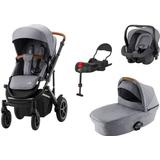 Barnvagnar Britax Smile 3 (Duo) (Travel system)