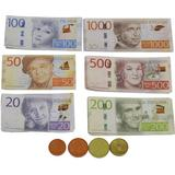 Leksakspengar Svenska Sedlar och Mynt