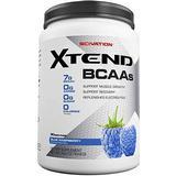 Pre-Workout Scivation Xtend BCAA Blue Raspberry 1.2kg