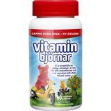 Behovsanpassade tillskott ActiveCare Vitamin Bears 60 st
