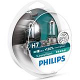 Halogenlampor Philips H7 X-tremeVision Halogen Lamps 55W PX26d 2-pack