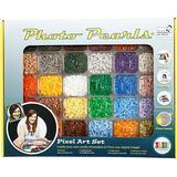 Pärlor Nabbi Photo Pearls Pixel Art Set