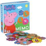 Sällskapsspel Barbo Toys Peppa Pig Memo