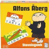 Sällskapsspel Barbo Toys Alfons Åberg Stavningslek
