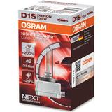 Xenonlampor Osram D1S Night Breaker Laser Xenarc Xenon Lamps 35W PK32d-2