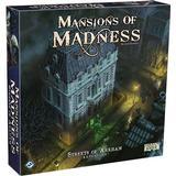 Sällskapsspel Fantasy Flight Games Mansions of Madness: Second Edition Streets of Arkham