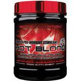 Kreatin Scitec Nutrition Hot Blood 3.0 Orange Juice 300g