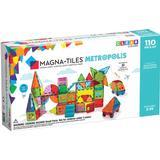 Magna-Tiles Metropolis 110pcs