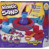 Magisk sand Spin Master Kinetic Sand Sandtastic Set