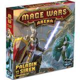 Sällskapsspel Arcane Wonders Mage Wars Arena: Paladin vs Siren