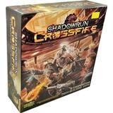Sällskapsspel Catalyst Shadowrun: Crossfire