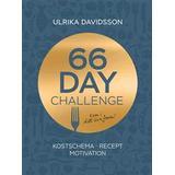 E-böcker 66 Day Challenge: Kostschema, recept, motivation