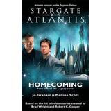 Stargate Böcker Stargate Atlantis: Homecoming