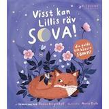 Böcker Visst kan Lillis räv sova! Med faktadel för föräldrar