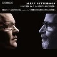 Pettersson Allan Lindberg C - Stråkkonsert 3
