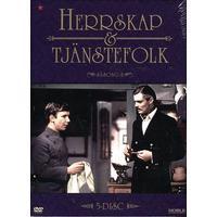 Herrskap & Tjänstefolk Säsong 5 (DVD)