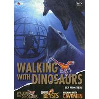 Walking with dinosaurs: Sea monsters (DVD)