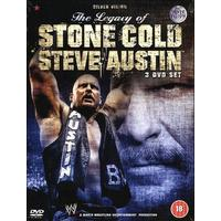 WWE - Stone Cold Steve Austin: The Legacy (3-disc)