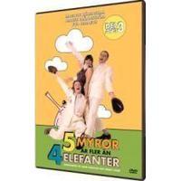 Fem Myror ÄR Fler ÄN Fyra Elefanter (DVD)
