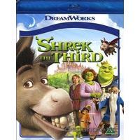 Shrek 3 (3D Blu-Ray 2007)