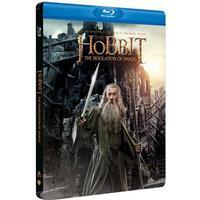 Hobbit 2 - Smaugs ödemark: Steelbook (Blu-Ray 2013)
