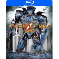 Pacific rim 3D: Limited robot edition (3D Blu-Ray 2013)