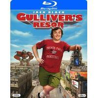 Gullivers resor (Blu-Ray 2013)