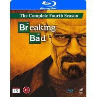 Breaking bad: Säsong 4 (Blu-Ray 2014)