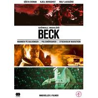 Beck vol 2 - 3 filmer (DVD 1993)