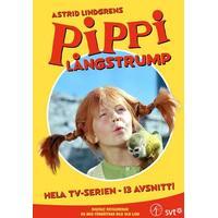 Pippi Långstrump: TV-serien - Remastrad (DVD 1969)