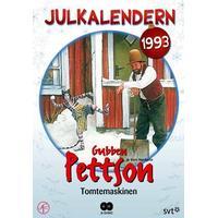 Gubben Pettson och tomtemaskinen (DVD 2014)