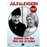 Teskedsgumman: Gumman som blev liten som en tsk (DVD 1967)