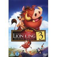 Lejonkungen (DVD 2003)