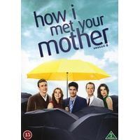 How I met your mother: Säsong 8 (DVD 2012-2013)