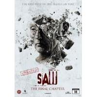 Saw 7: The final chapter (DVD 2011)
