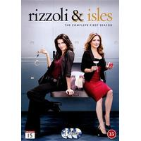 Rizzoli & Isles: Säsong 1 (DVD 2010)