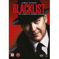 Blacklist: Säsong 2 (DVD 2015)