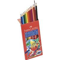 Faber-Castell Watercolour Pencil Cardboard Box of 12