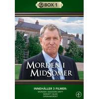 Morden i Midsomer: Box 1 (DVD 1997)