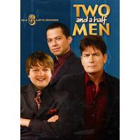 Two and a half men: Säsong 6 (DVD 2008-2009)
