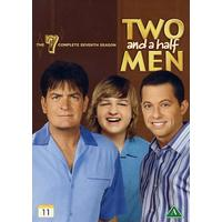 Two and a half men: Säsong 7 (DVD 2009-2010)