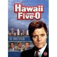 Hawaii Five-0: Säsong (DVD 1970)
