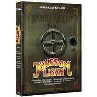 Jönssonligan: Box (DVD 2006)