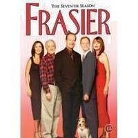 Frasier: Säsong 7 - Otextad (DVD 2008)