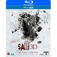Saw 7: The final chapter (3D Blu-Ray 2010)