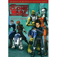 Star Wars: The clone wars / Säsong 2:4 (DVD 2010)