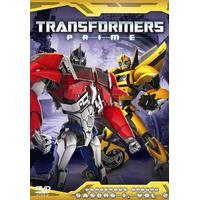 Transformers Prime: Series 1 vol 2 (DVD 2010)