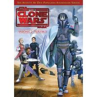 Star Wars: The clone wars / Säsong 2: (DVD 2010)