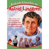 ÄLskade Klassiker Av Astrid Lindgren Box 2 (DVD)